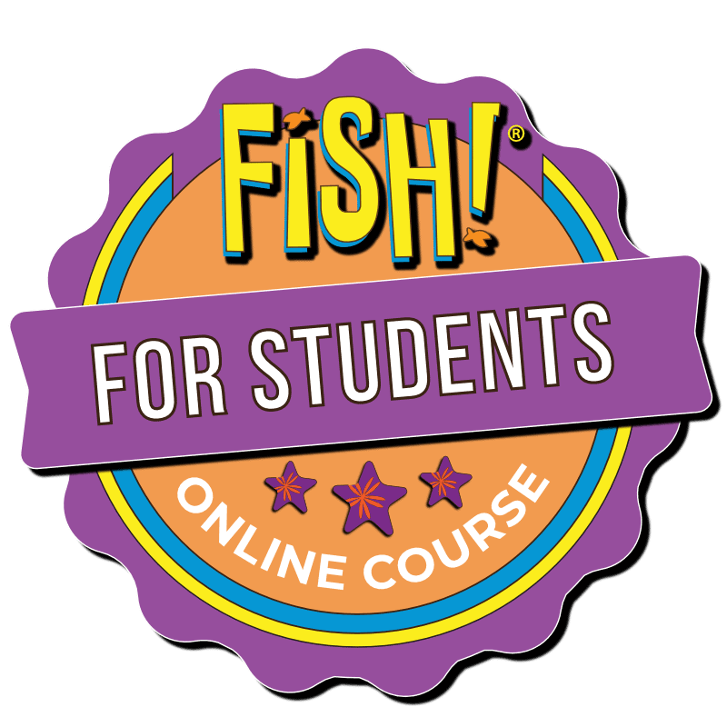 FISH Philosophy for Students Badge