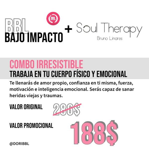 Promo BBL BI + Soul Therapy