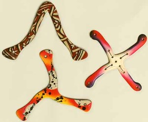 boomerang questions?