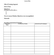 02042013 - Lesson Plan