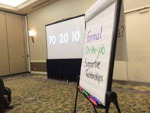 alternatives to training 70-20-10