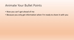 Animate Your Bullets 3