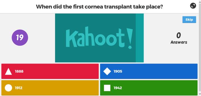 Kahoot Family Feud Sample