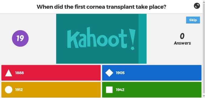 Kahoot Family Feud Sample
