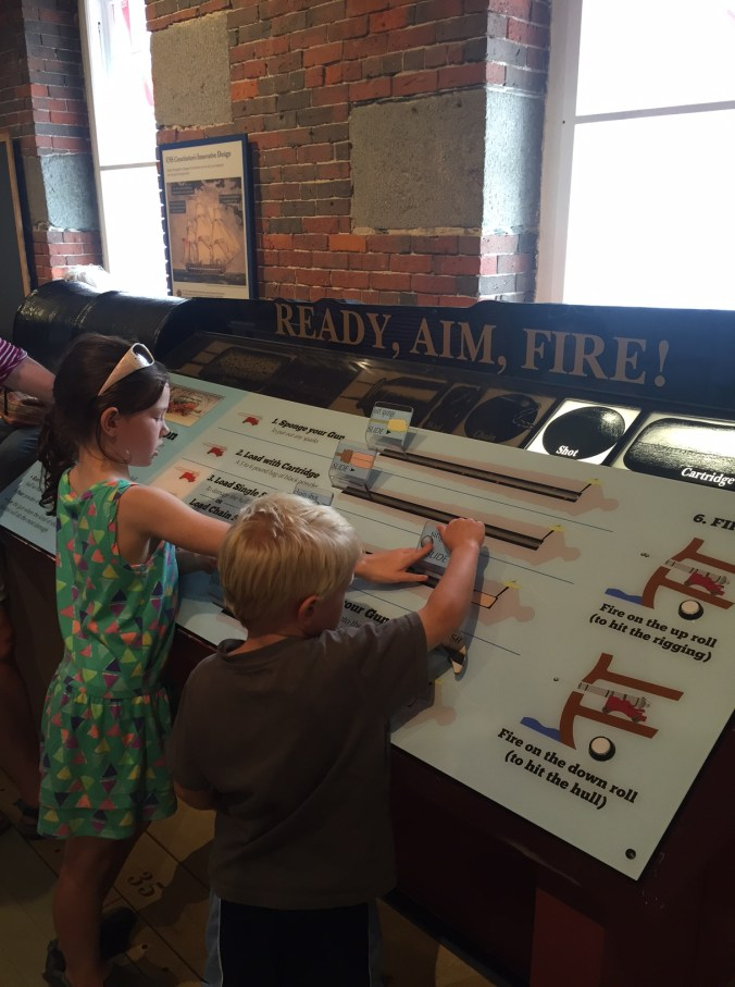 Museums - USS Constitution