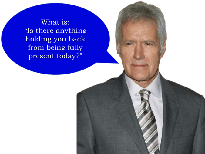 Jeopardy - Alex Trebek