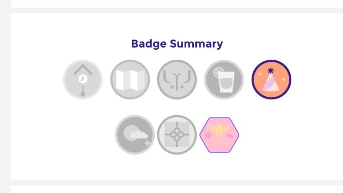 Lyft - Badge Overview