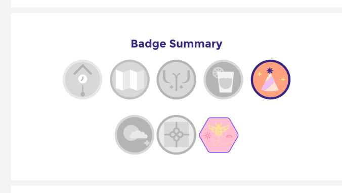Lyft - Badge Overview