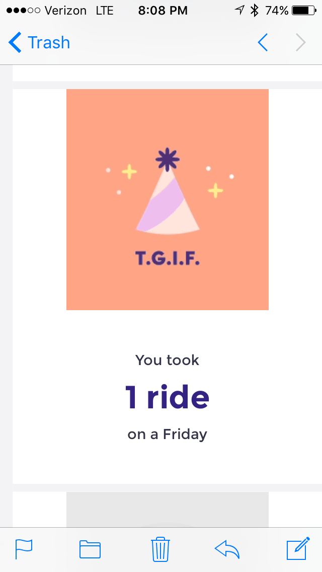 Lyft - Friday Badge