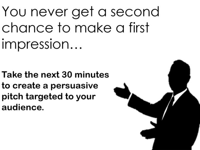 Persuasive Pitch