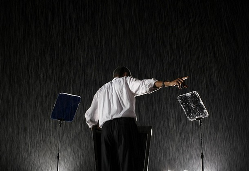 Obama_In_The_Rain