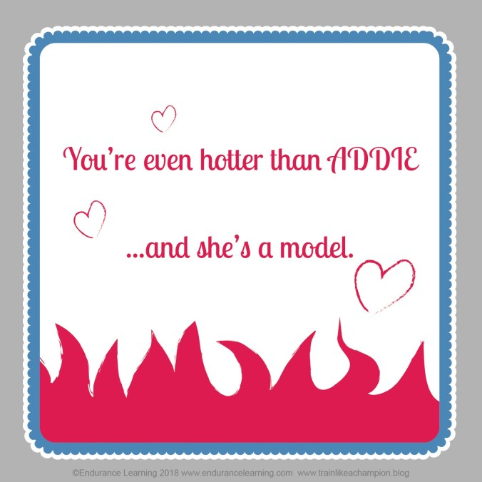 training valentines - ADDIE