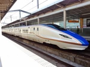 e7系新幹線あさま号