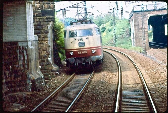 DB 103 in May 1982