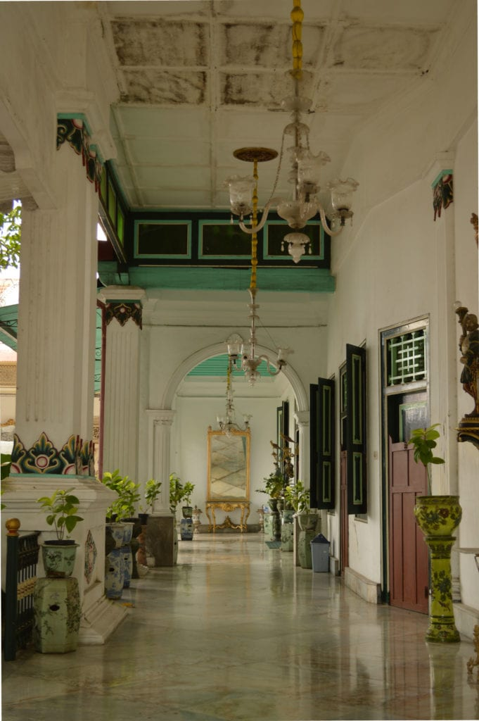 Don't miss the Sultan's Palace during your three days in Jogja
