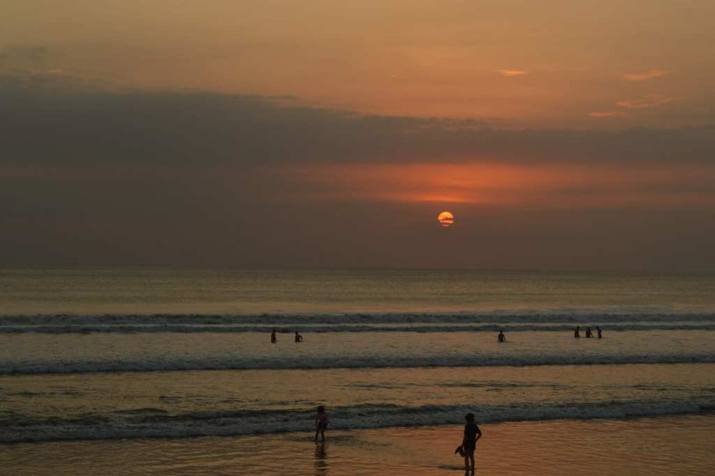 Kuta's a little obnoxious, but at least the sunsets are nice