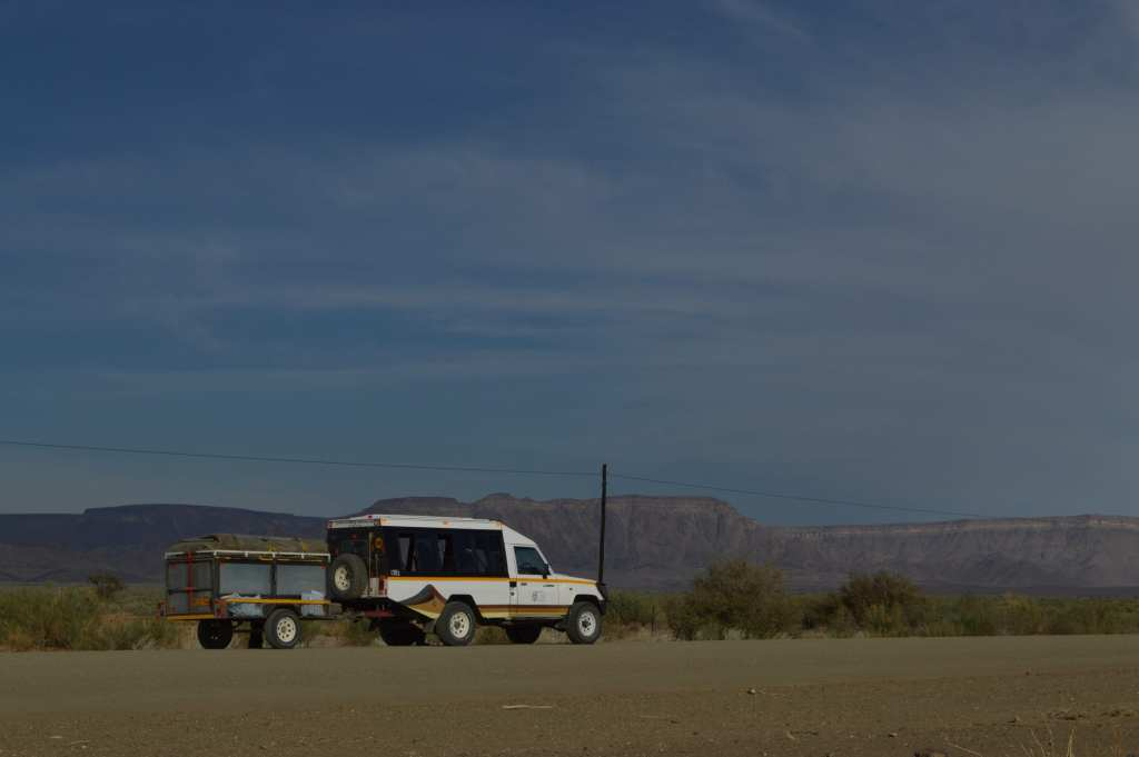 Sometimes things go wrong when you're on safari in Africa -- but Wild Dog Safaris Namibia handled every problem that arose.