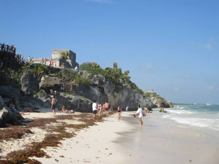 Five day Riviera Maya itinerary