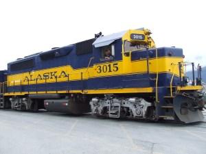 Alaska GP40