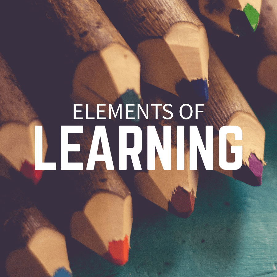 Elements of Learning