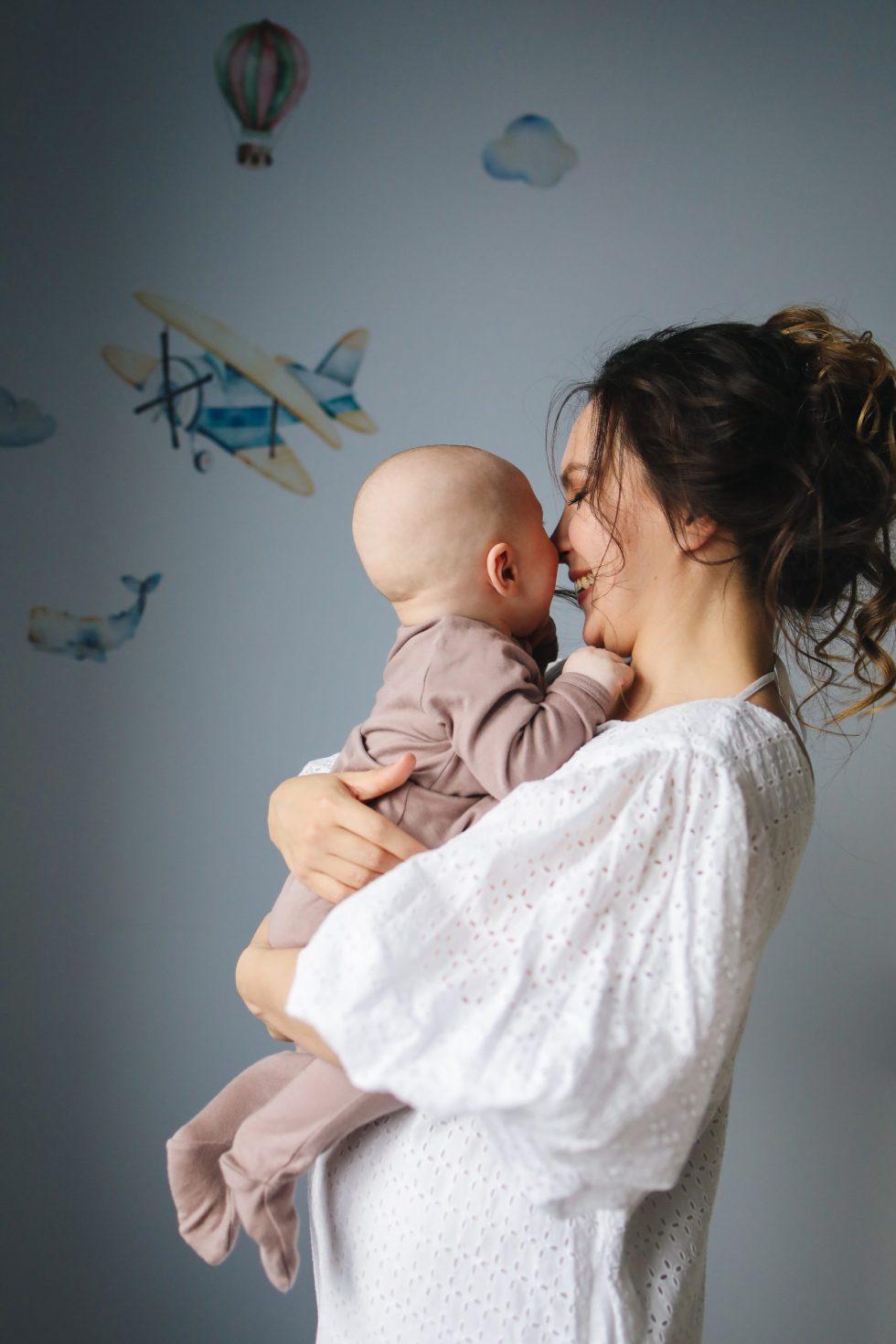 s'organiser avec bébé