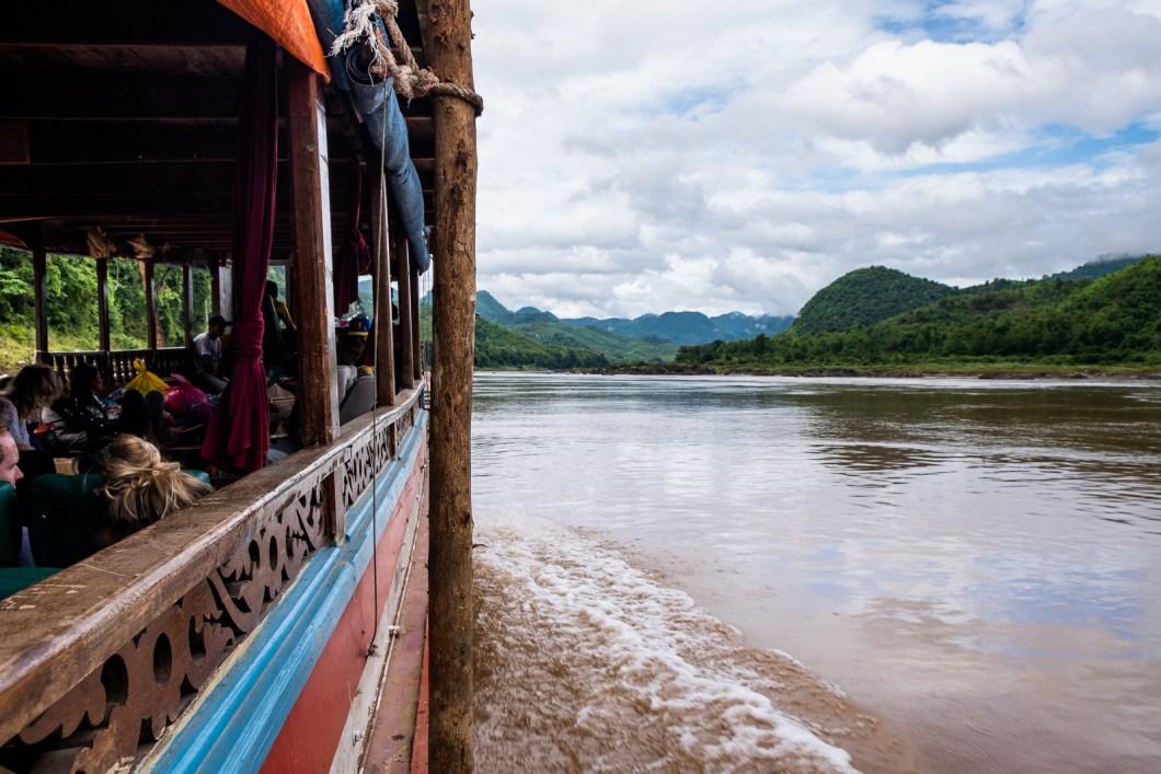 mékong slow boat laos