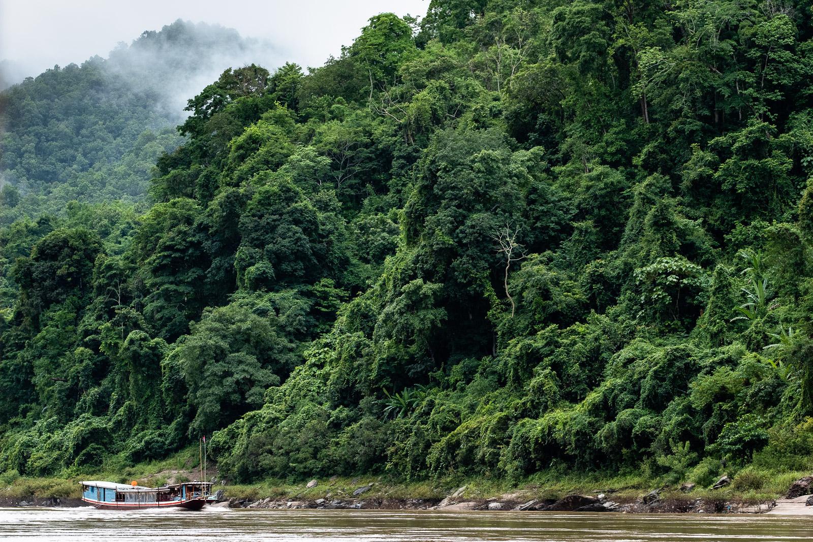 mékong river laos