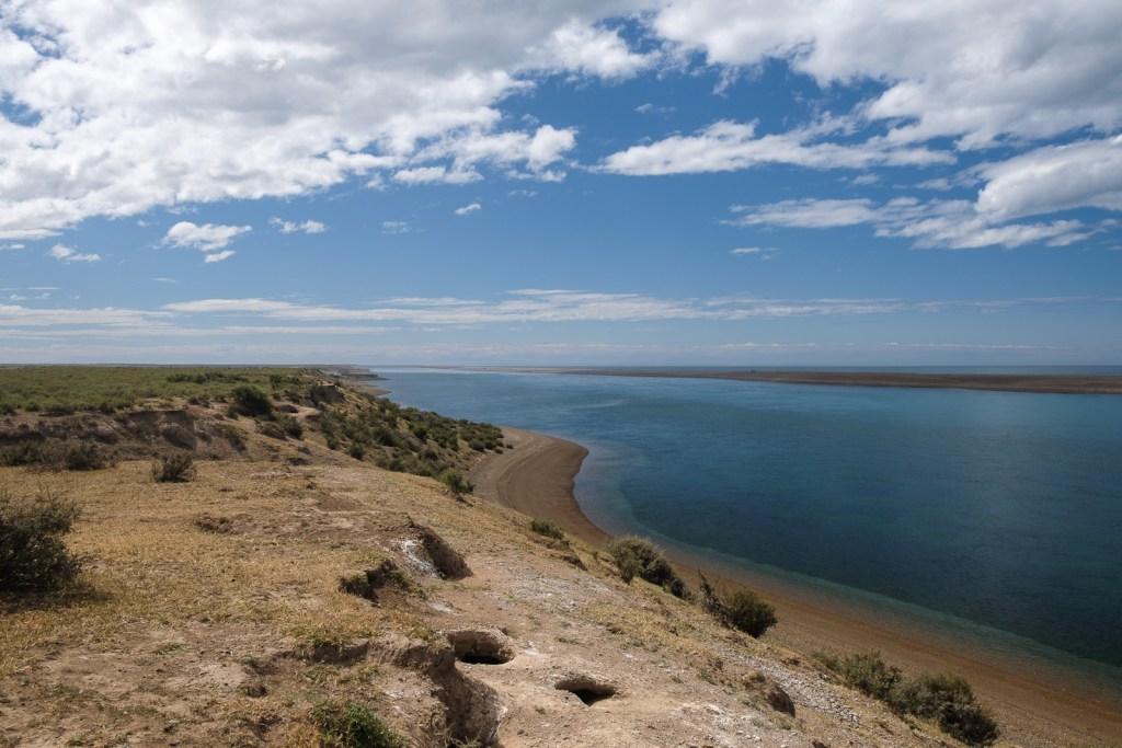 océan péninsule valdes patagonie argentine