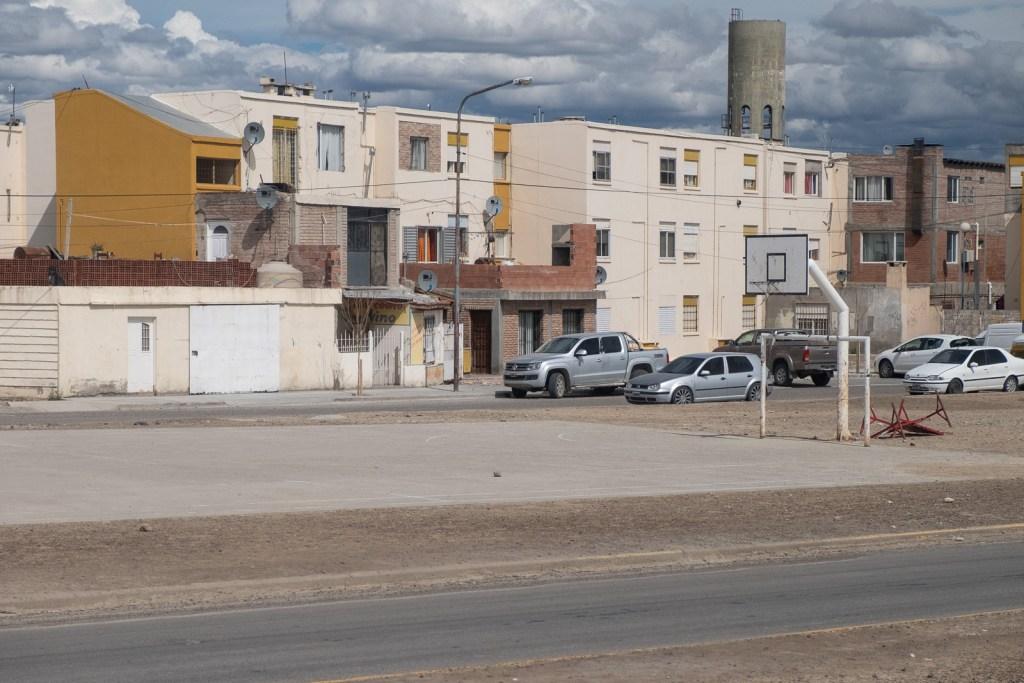 quartier puerto madryn patagonie argentine