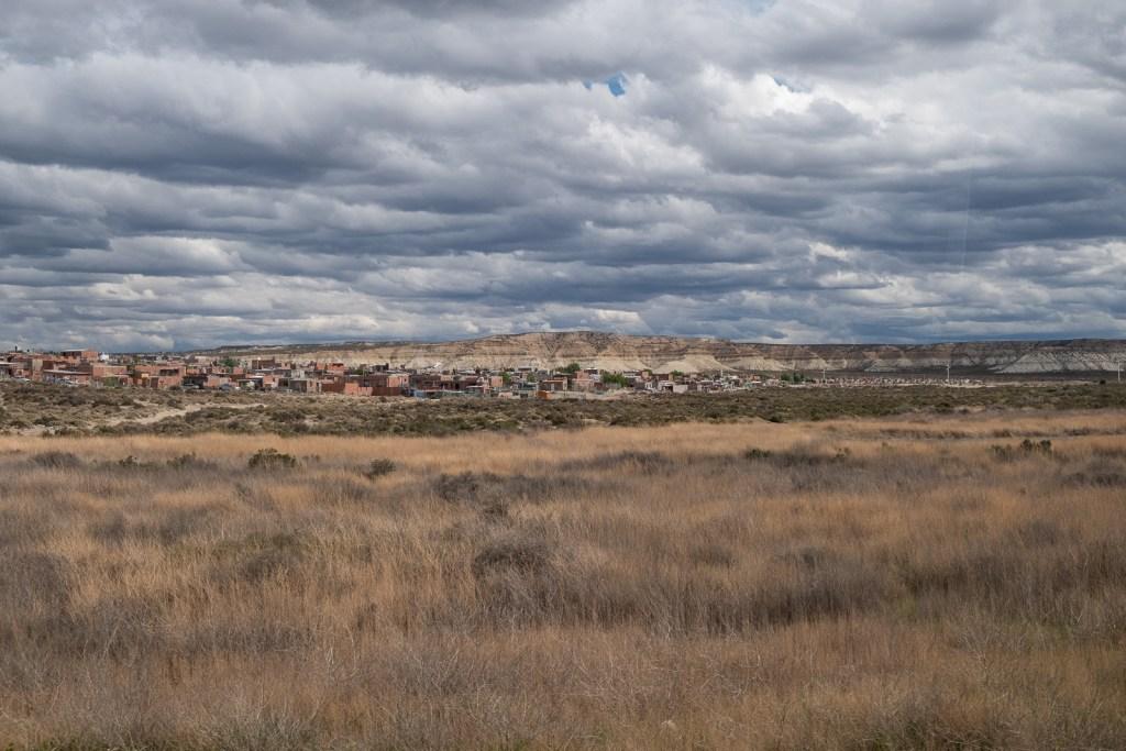 puerto madryn ville patagonie argentine