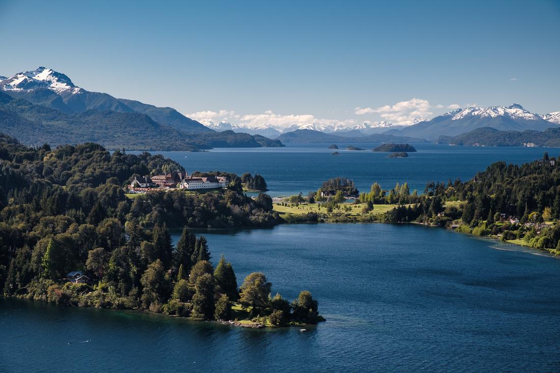 bariloche grands lacs argentine patagonie