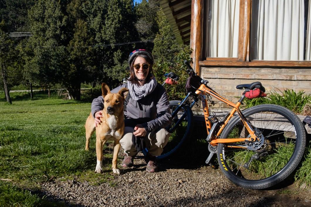 bariloche argentine vélo circuito chico