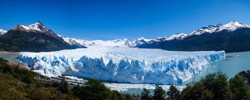 glacier perito moreno patagonie argentine panoramique