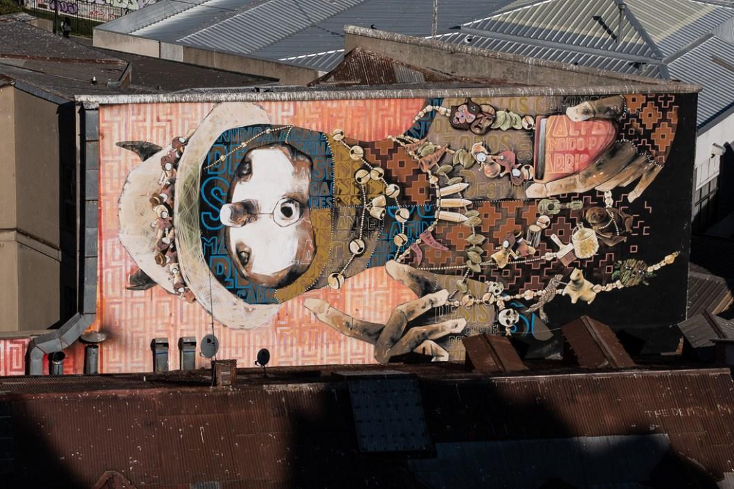 valparaiso chili ville unesco inti graffiti