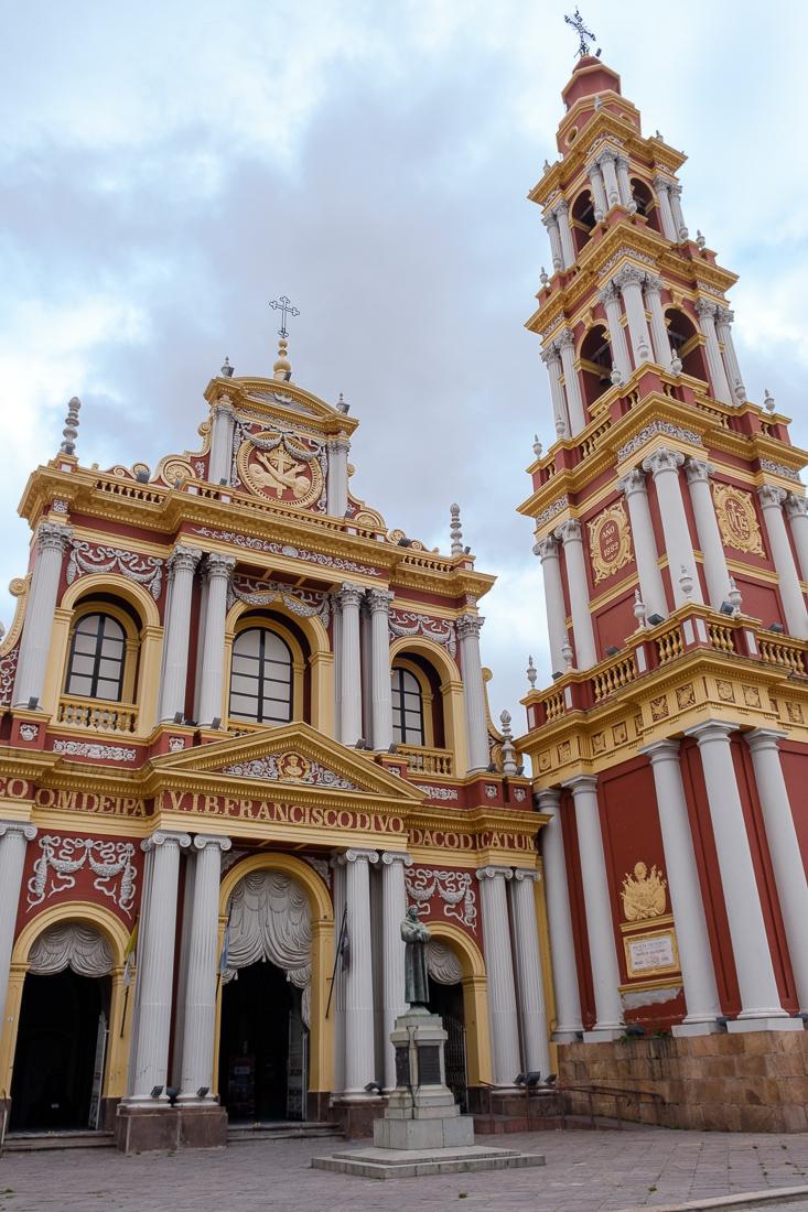 église salta argentine