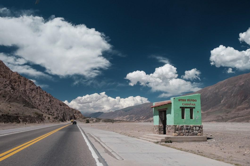 salta quebrada humahuaca argentine route