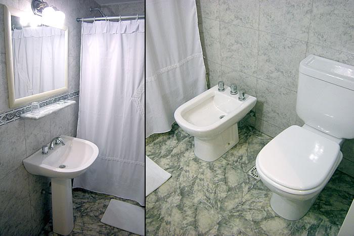 argentine salle de bain