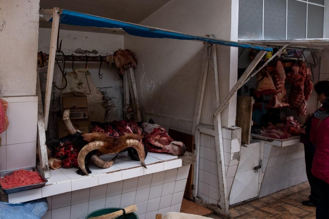 marché potosi bolivie
