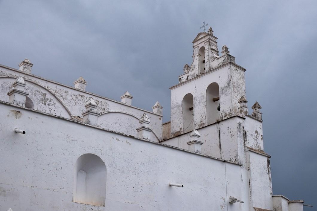 église blanche sucre bolivie