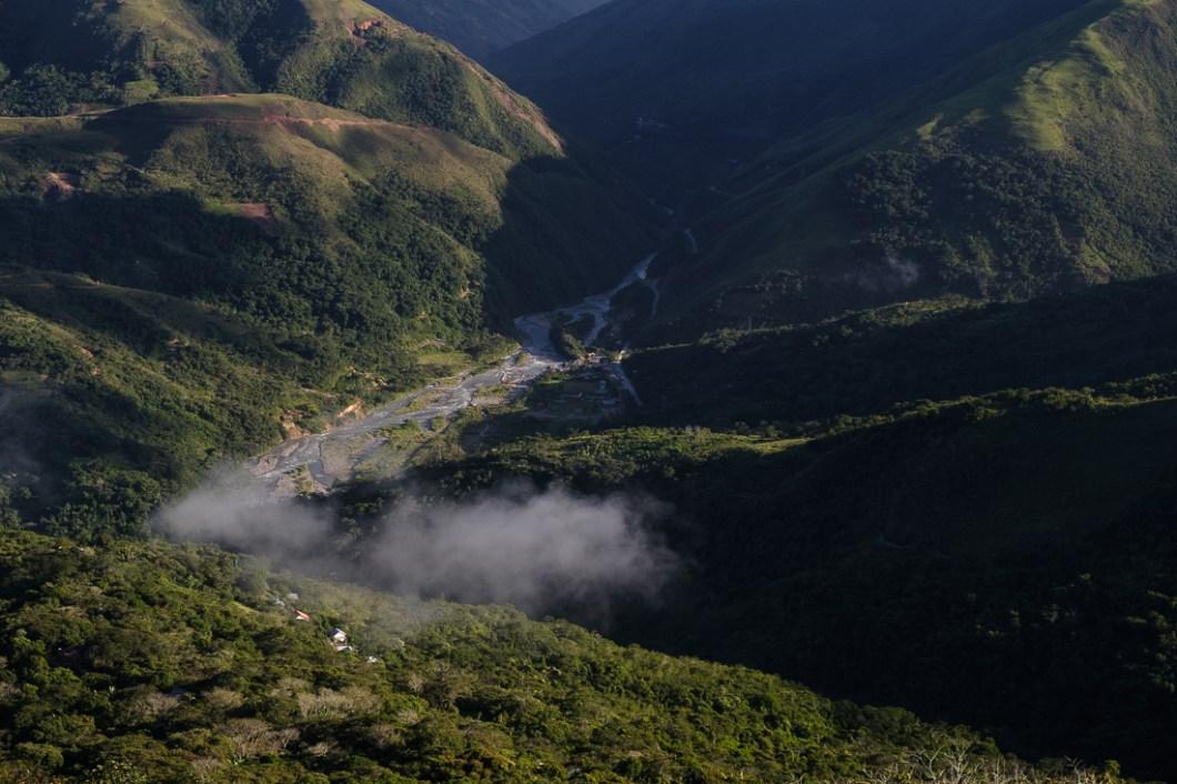 coroico village yungas bolivie