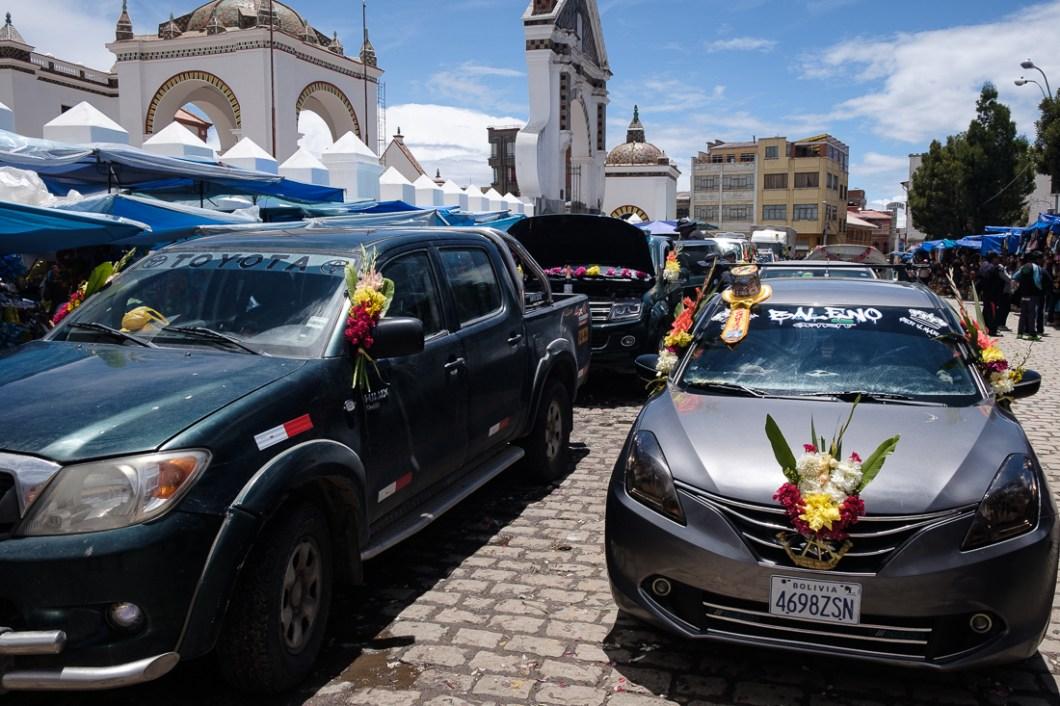 voiture cérémonie notre dame copacabana