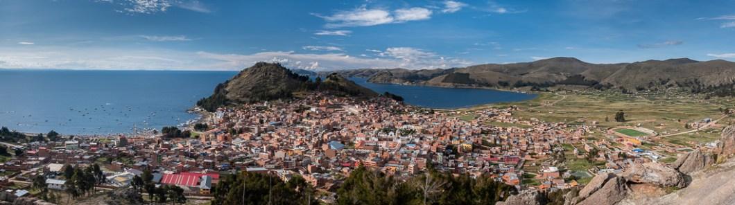 copacabana lac titicaca bolivie