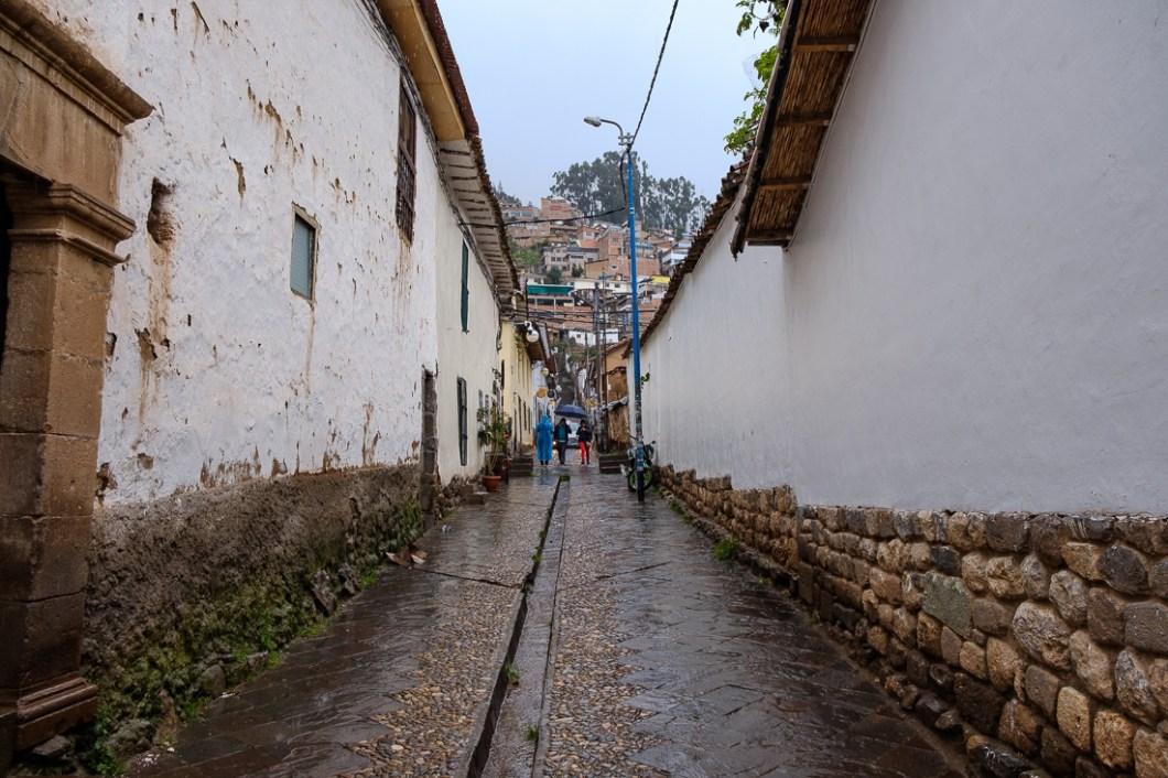 pérou cusco vieille ville unesco