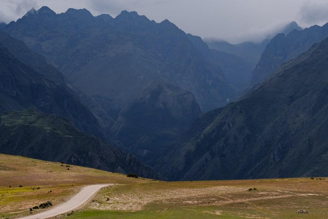 vallée inca pérou