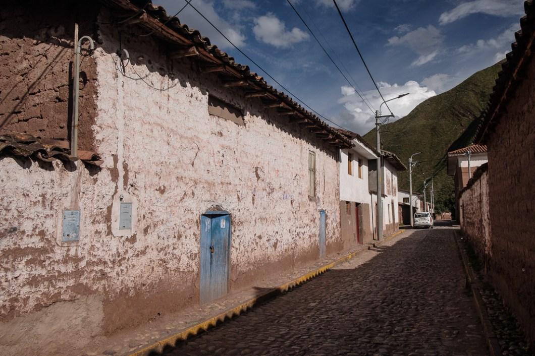 rue andahuaylillas pérou andes