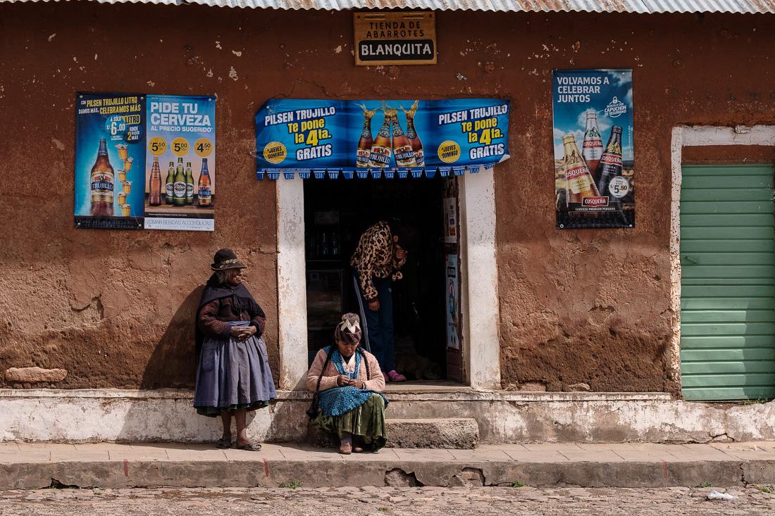 pukara village pérou andes