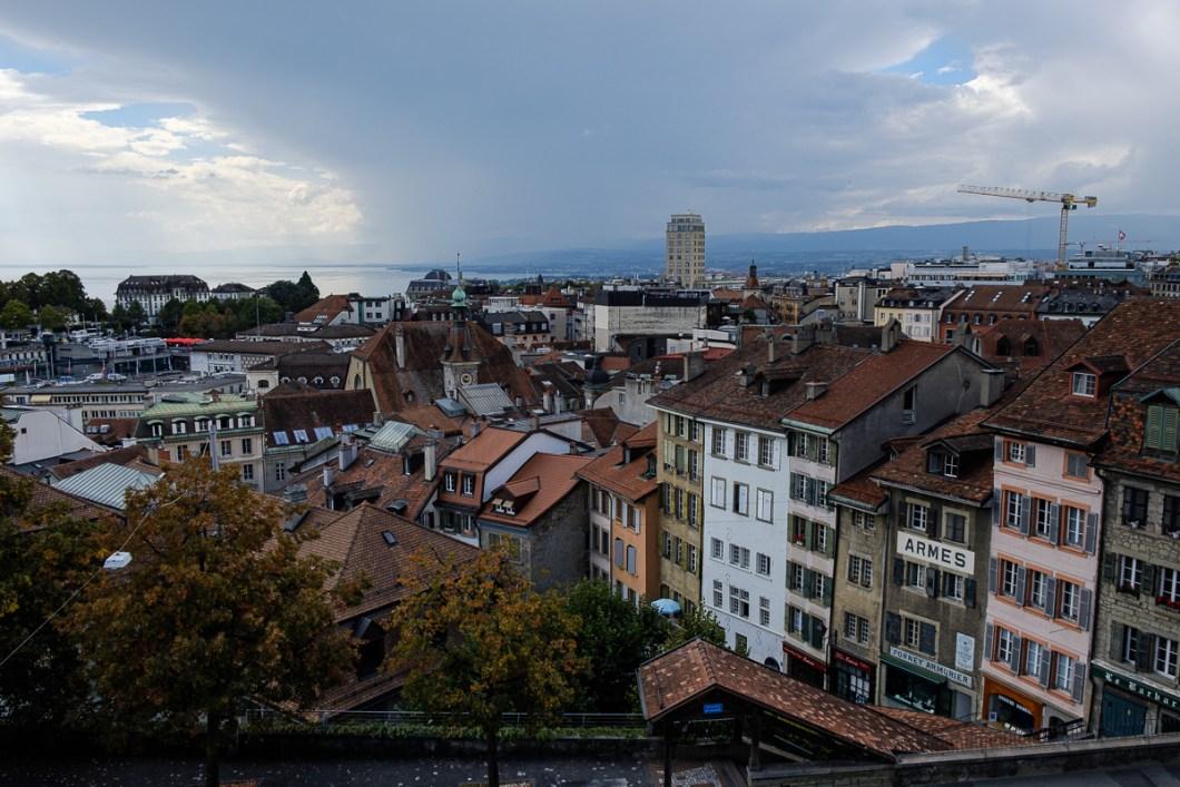 lausanne ville suisse