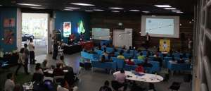 <b>NGA Hosts Hackathon in LA</b>