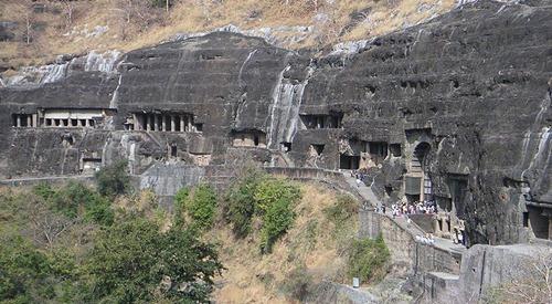 AjanthaEllora Top 10 Tourist Destinations in India