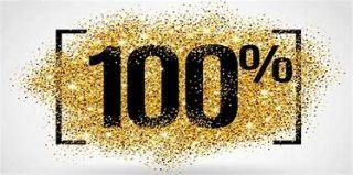 勝率100%のイメージ画